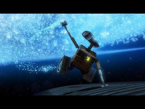 WALL-E  -  Little Wonders (Rob Thomas) [AMV]