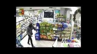 Pisa: arrestato rapinatore seriale