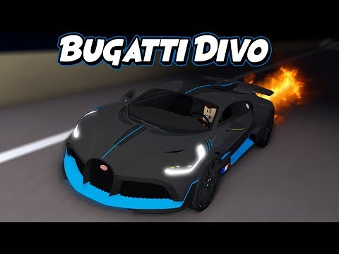 I BOUGHT THE MOST EXPENSIVE CAR in ULTIMATE DRIVING! *Bugatti Divo* (Roblox)