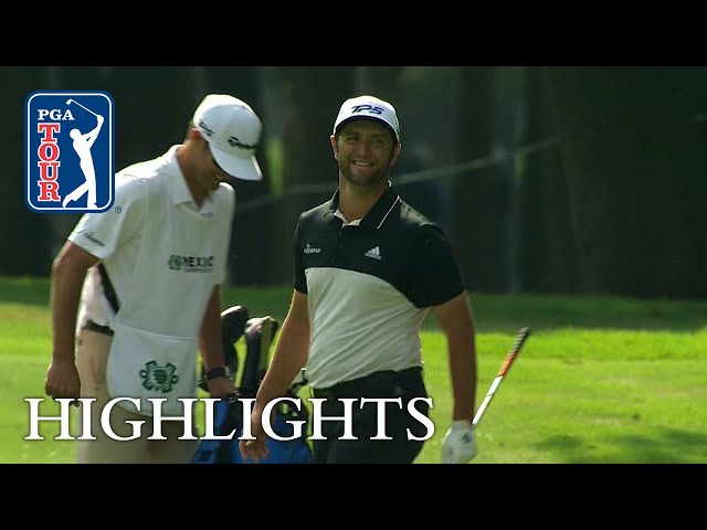 Jon Rahm's extended highlights | Round 1 | Mexico Championship
