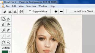 Dicas do Photoshop CS5 - Como usar o Plugin Knockout 2