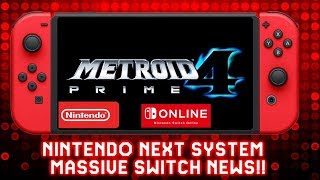 Massive Switch News: Metroid Prime 4 Online Rumor -More Labo Components -Nintendo Next System ?
