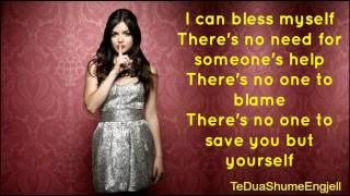 Lucy Hale - Bless Myself ( Lyrics ) MP3