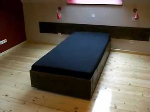 sofa oder bett selber bauen leicht gemacht youtube. Black Bedroom Furniture Sets. Home Design Ideas