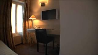 chambre confort hotel du berry à versailles - vieux versilles authentique quartier saint louis