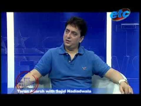 Sajid Nadiadwala PART 1 - YouTube  Sajid Nadiadwal...