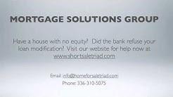 Stop Foreclosure in Greensboro North Carolina