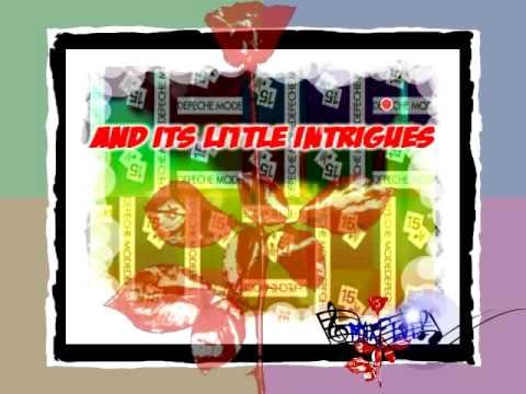 Depeche Mode   Little fifteen (karaoke)