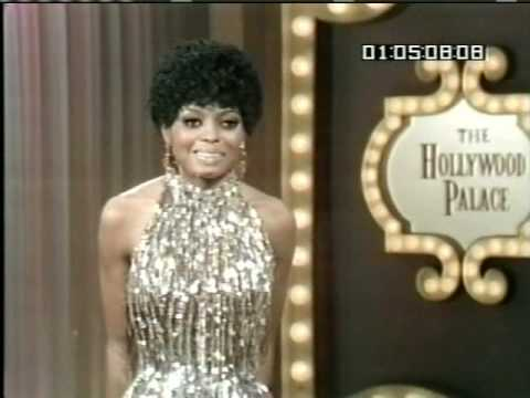 Diana Ross & the Supremes host Hollywood Palace (1 of 5)