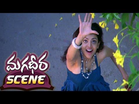 Dev Gill Killing His Father For Kajal Aggarwal  Magadheera Telugu Movie  9