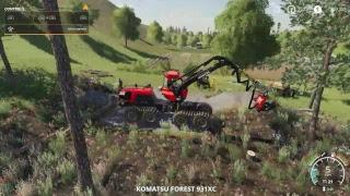 Farming simulator 19 logging maybe