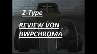 Grand Theft Auto V Car Review #001  ----- Z-Type