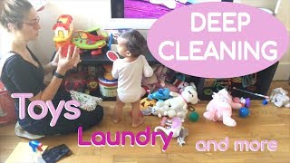 LIFESTYLE Wednesday| Clean with us!