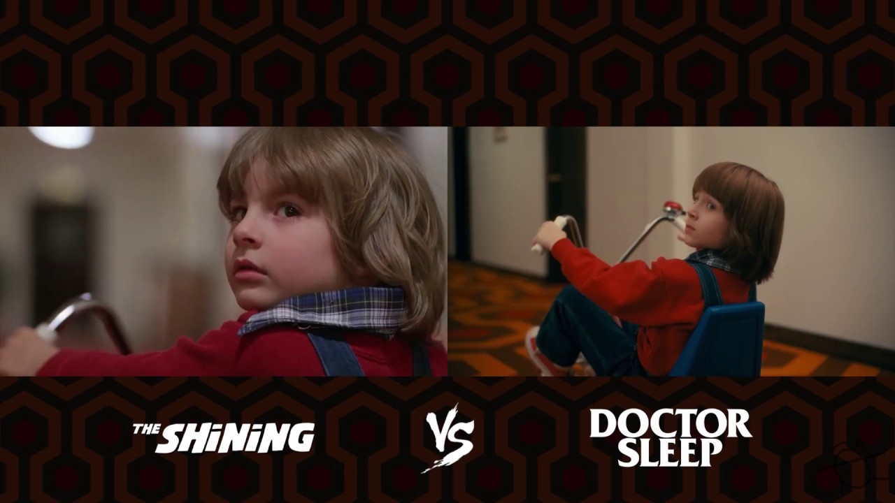 Download Side-By-Side comparison: The Shining (1980) vs Doctor Sleep (2019 - Sequel)