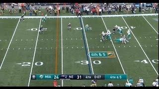 Miami Dolphins VS New England Patriots 0-2 WE ARE !!! OFFENSE WASTEd 1ST HALF OF THE GAME