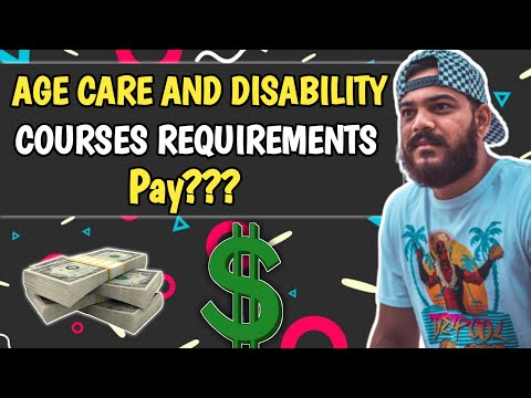 Aged Care And Disability Courses In Australia