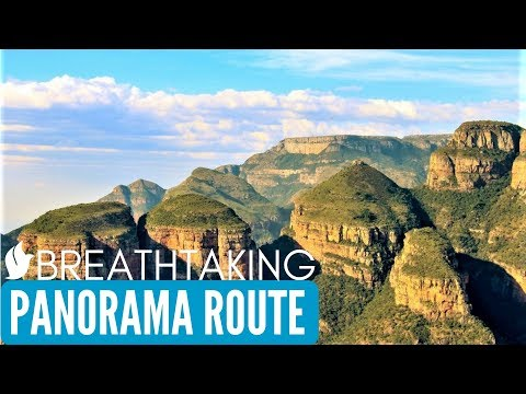 Natural beauty of the Panorama Route, Sabie, South Africa Tourism