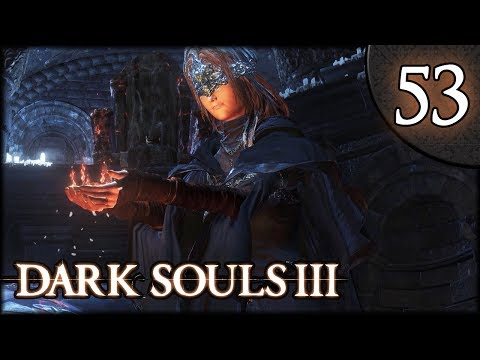 Let's Play Dark Souls 3 Gameplay Walkthrough (Herald) - Part 53: Objective Completed