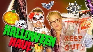 10 HALLOWEEN Must Haves 🎃 Party Ideen, Deko, Kostüme 🎃 XXL Halloween Haul