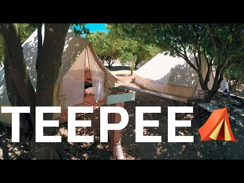 TEEPEE TIME IN LAGOS | VLOG 009