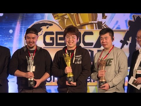 GBWC 2016 World Championship Awards Ceremony (ENG dub)