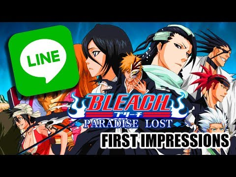 FIRST IMPRESSION: BLEACH PARADISE LOST!