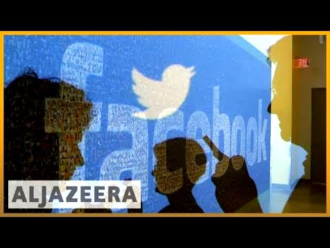 🇺🇸 Facebook, Twitter grilled over foreign influence in US elections | Al Jazeera English
