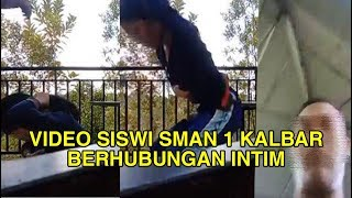 Video Viral Adegan 'Panas' Siswi 'SMAN 1' Punya 2 Tindak Pidana