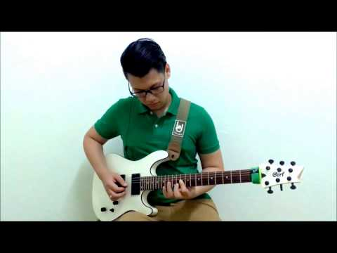 Khatimah Cinta - 6ixth Sense (Ezri Shah guitar cover)