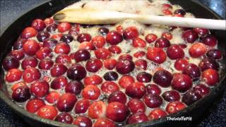 BEST EVER Homemade SPICED Cranberry Sauce Recipe - How to Make Cranberry Sauce