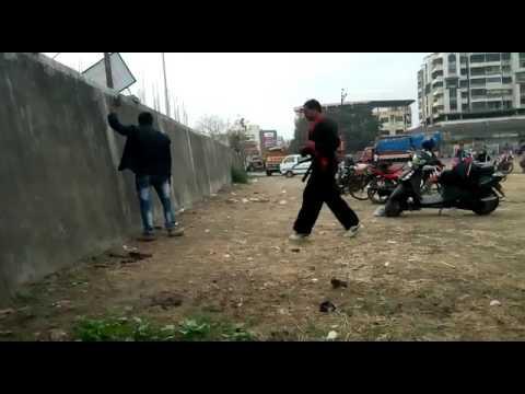Commando training bu mukesh Rathod