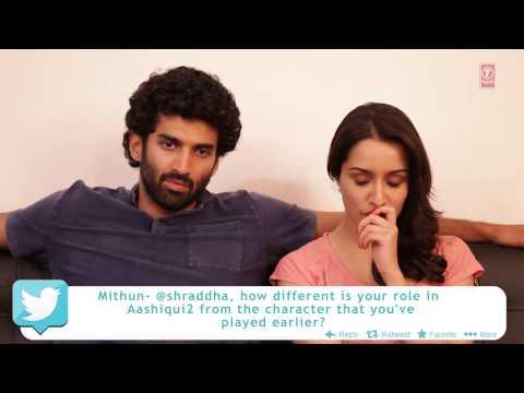 In conversation with Aashiqui 2 stars | Aditya Roy kapoor, Shraddha kapoor