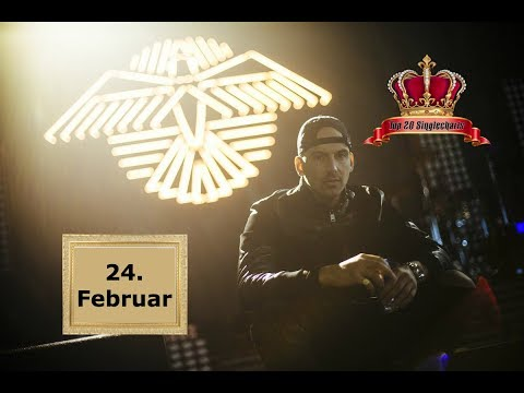 TOP 20 Deutschrap Single Charts | 24. Februar 2018