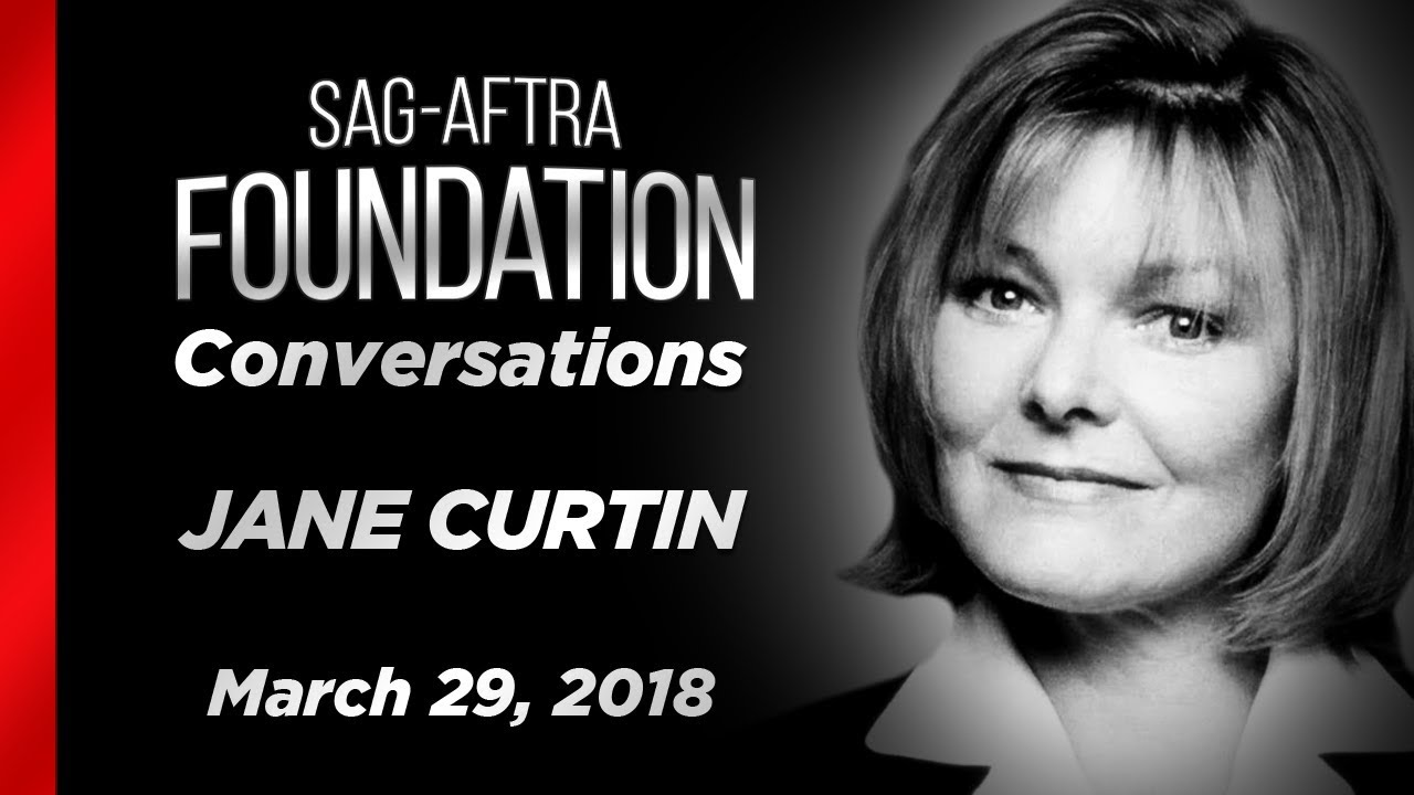 Conversations with JANE CURTIN