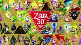 3 Hours of Orchestrated Zelda Music