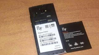 Прошивка Fly FS451 Nimbus 1 с ПК