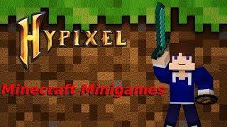 Hypixel Minigame Mix | Minecraft