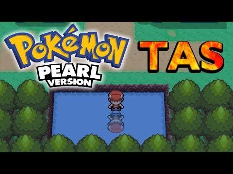 [TAS] Pokémon Pearl (Walk Through Walls Cheat) In 06:05.23 | 4K 60FPS