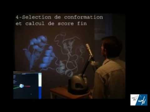 CoRSAIRe / BioInfo: VR and Multimodality for Protein Docking - VENISE group