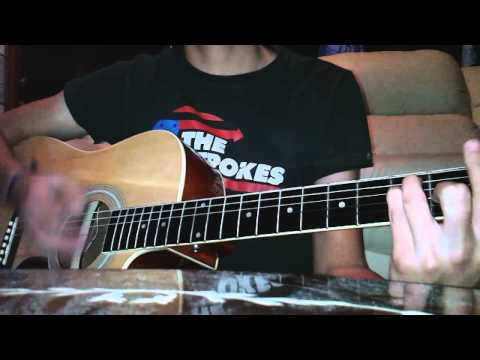 young folks - the kooks (cover)