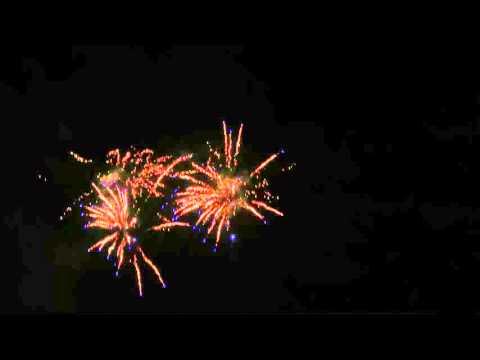 Bonfire Night Solihull 2015 - Tudor Grange Park