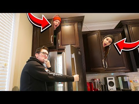 SMALLEST HIDING SPOT IN HIDE & SEEK! (WE WON!)