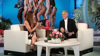Sofia Vergara Wants to See Ellen in Her Underwear