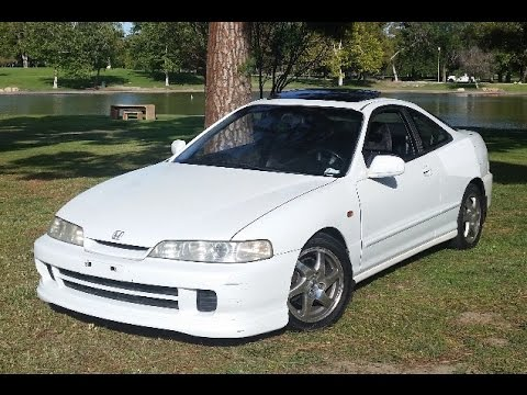 All Motor Build 1998 Acura Integra GSR