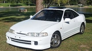 All-Motor Build 1998 Acura Integra GSR - One Take