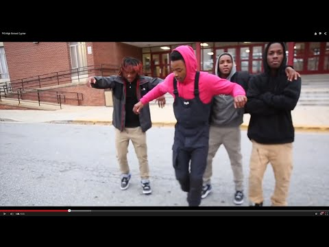 PG County High School Cypher  (DrewStar Productions)