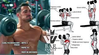 Full UPPER BODY Workout | 15 Exercises