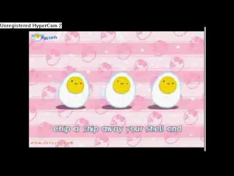 i love egg song