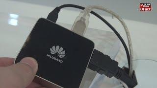 Huawei Media Q : un boîtier minuscule pour tout connecter à sa télé
