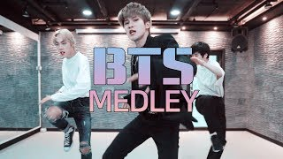 BTS DANCE MEDLEY / Cover By UPVOTE BOYS